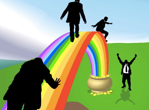 Rainbow Cash Loans application